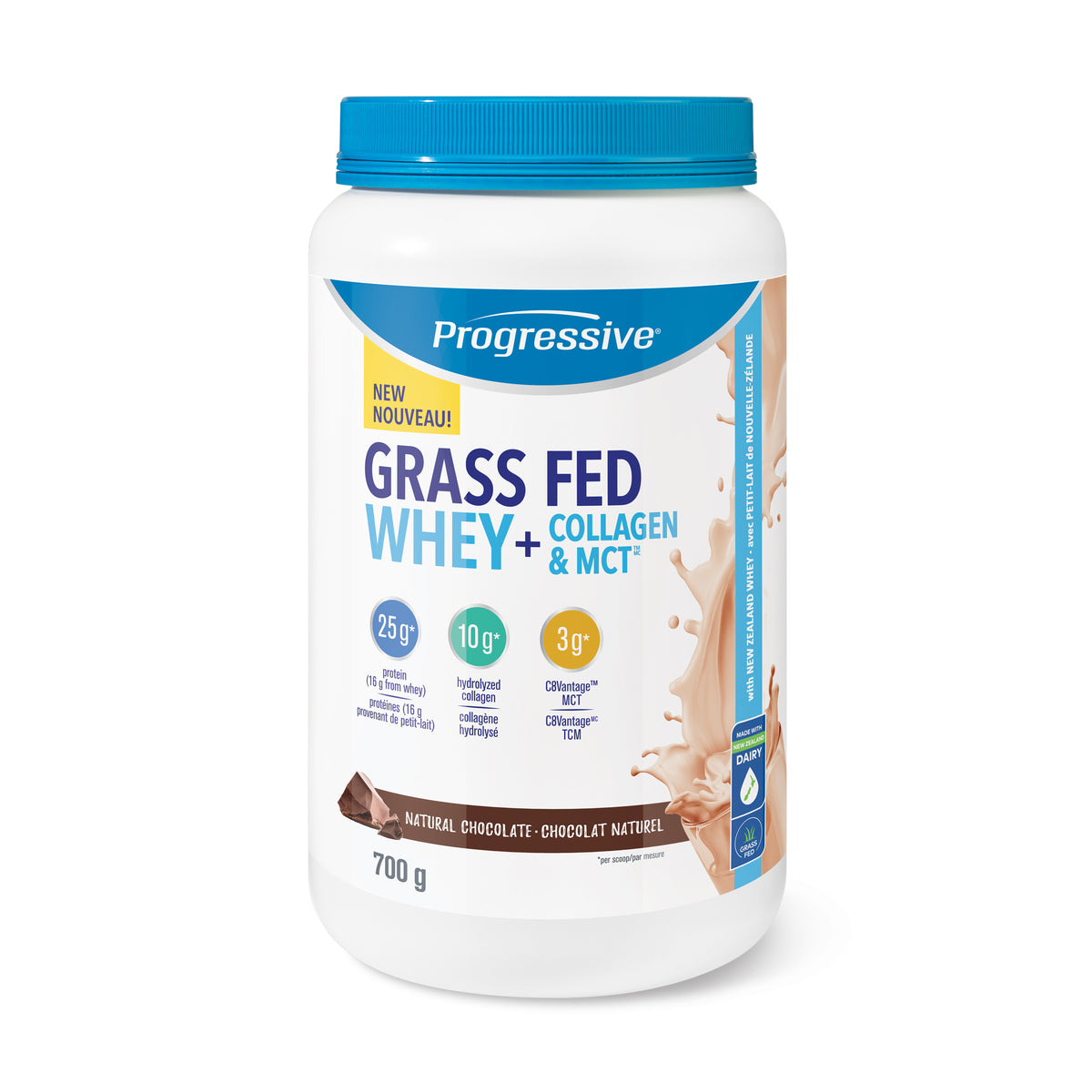 PV3423 Grass Fed Whey Chocolate