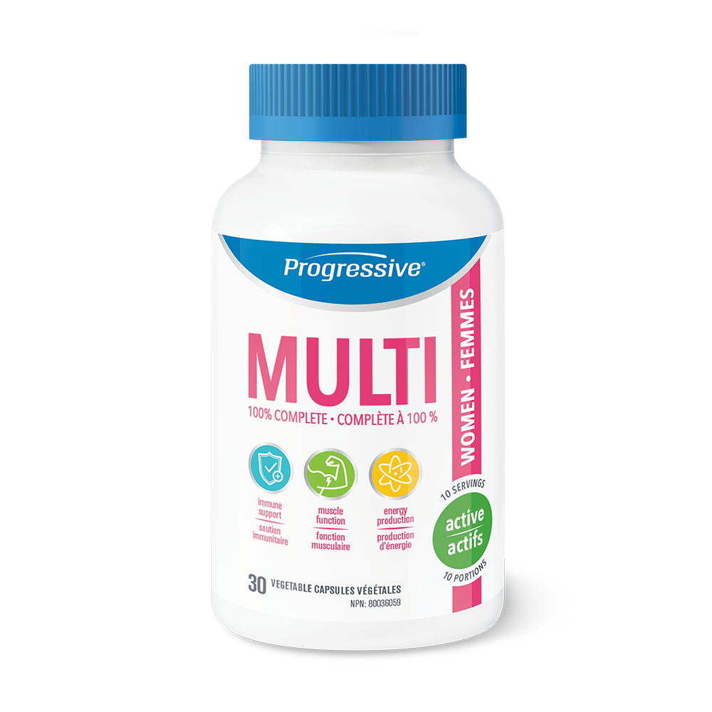 PV3110ES_Active Multi For Women_Trial