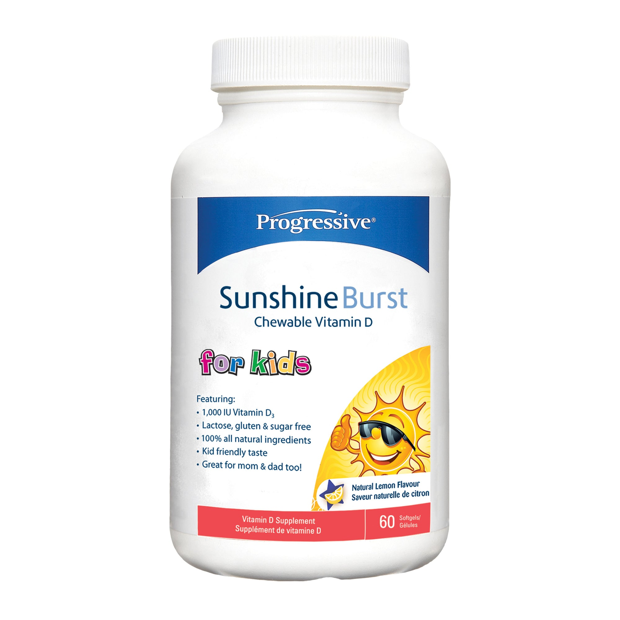 PV3510 Sunshine Burst Vitamin D for Kids