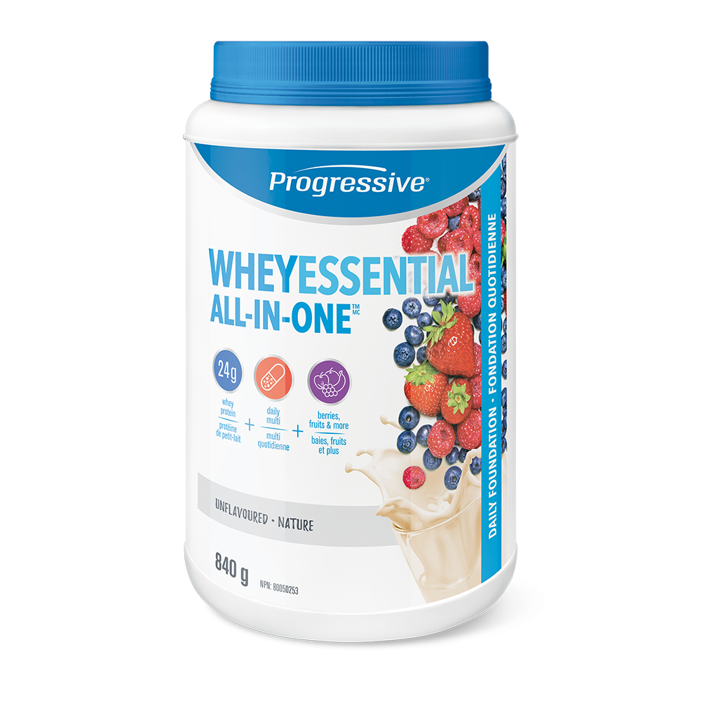 PV3458 WheyEssential Unflavoured Bottle
