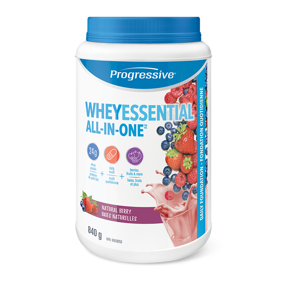 PV3457  WheyEssential Berry Bottle