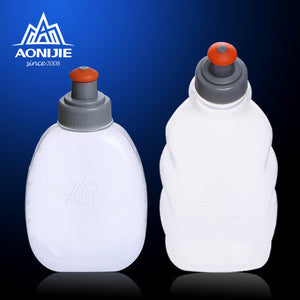Onijie Sports Kettle 250/170ml Outdoor Water Bag Cup Marathon Cross Country Kettle Riding SD06
