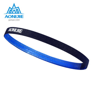 Sports Headband Running Men's and Women's Yoga Non-Slip Silicone Band Sweat-Absorbent Hair Band Sport Headband Anti-Sweat Band