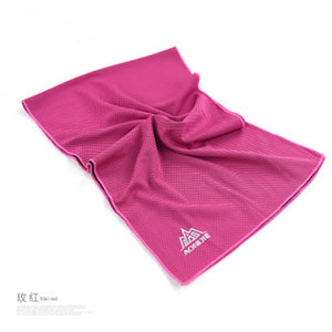 Onie Cold Feeling Sports Towel Fitness Running Cold Sweat Absorption Speed Iced Towel Cooling Sweat Towel Ice-Cold Towel