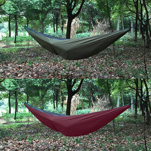 Camping Hiking Hammock Underquilt Under Quilt Sleeping Bag Warm Winter Outdoor