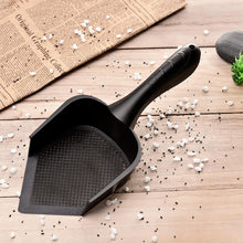 Load image into Gallery viewer, Cat Litter Scoop Pointed Plastic Cat Shit Shovel Cat Cleaning Supplies Toilet Pooper Scooper Cat Litter Basin Cat Keeper