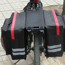 Load image into Gallery viewer, Universal Cycling Bike Bicycle Rear Rack Seat Saddle Storage Pannier Pouch Bag