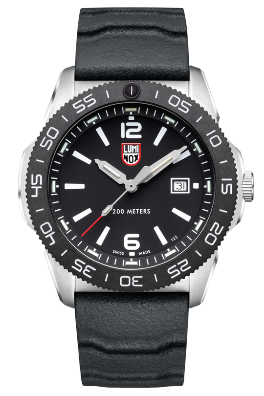 Luminox Pacific Diver Black/Silver 3121