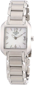 Tissot Ladies Stainless Steel T-Wave Watch