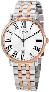 Tissot Two-tone Rose Carson Watch