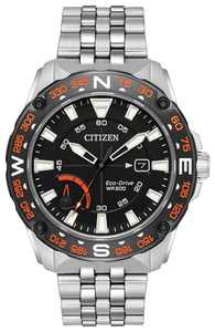 Citizen PRT WR200 Watch with Power Reserve Indicator