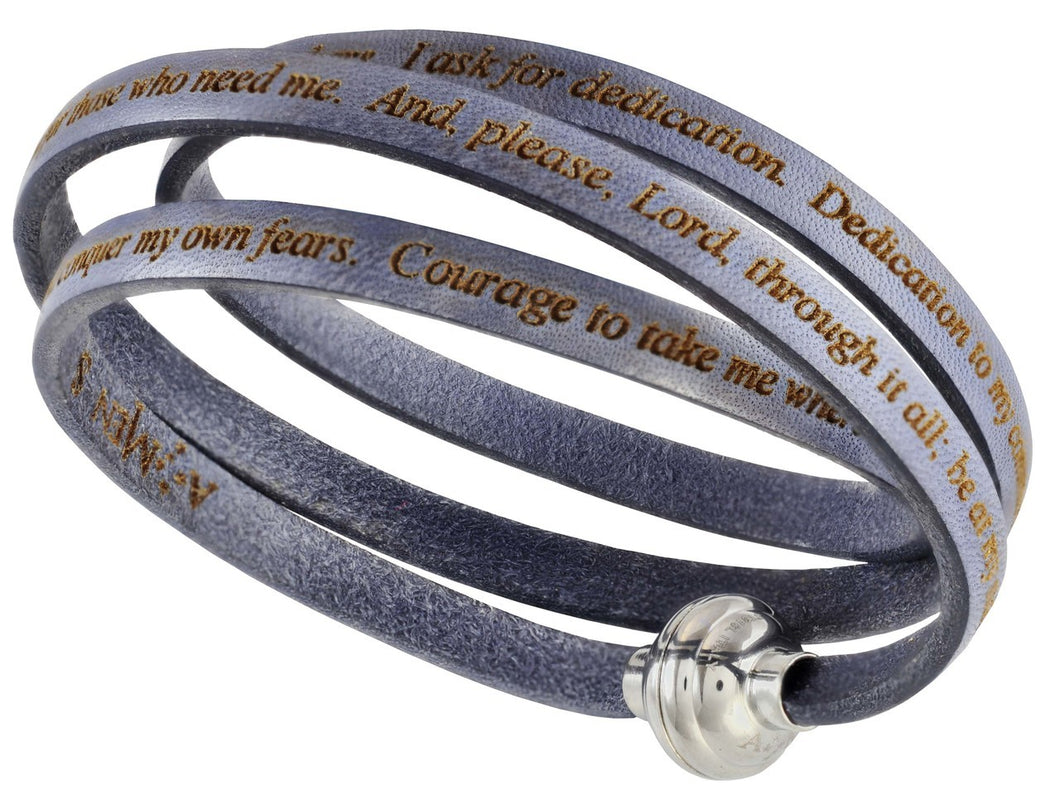 "Amen ""Policeman's Prayer"" Bracelet"