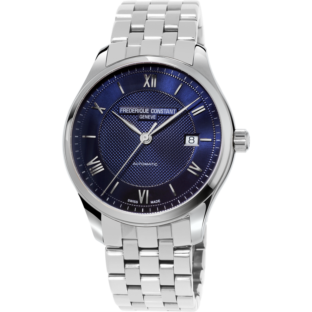 Frederique Constant Navy Dress Watch