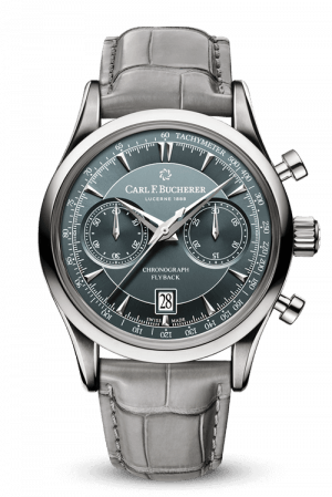 Carl F. Bucherer Chronograph Manero Flyback Watch