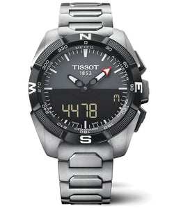 Tissot T-touch solar powered watch