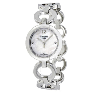 Tissot Ladies Pinky Watch with Diamonds