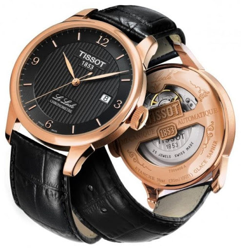 Tissot Rose' Le Locle Certified Chronometer Watch