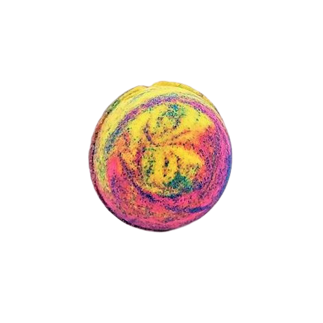 Berry Banana Bubblegum Bath Bomb