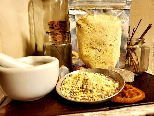 Oatmeal Lavender Honey Almond Bath Soak