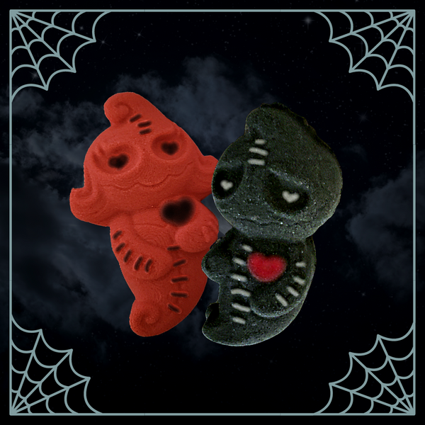 Undead Love & Undead Heart Bath Bombs
