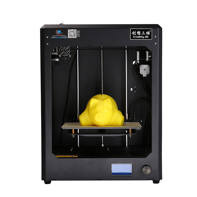 CREALITY 3D Printer Higher Accuracy Two-Color 3D Printer CR-5 Industrial Full Metal Assembled double extruders