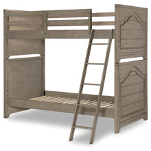 Load image into Gallery viewer, Farm House Twin Bunk Bed + Dresser 9950-8110K