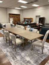 "Load image into Gallery viewer, 120"" Extension Dining Table"