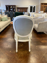 Load image into Gallery viewer, Bramble Tulip Dining Chair w/o Fluted Leg 25938WHD-LN81