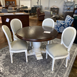 "48"" Round Table and Chair Set"