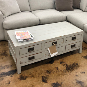 Bramble Kagu 12 Drawer Coffee Table 22132ITG