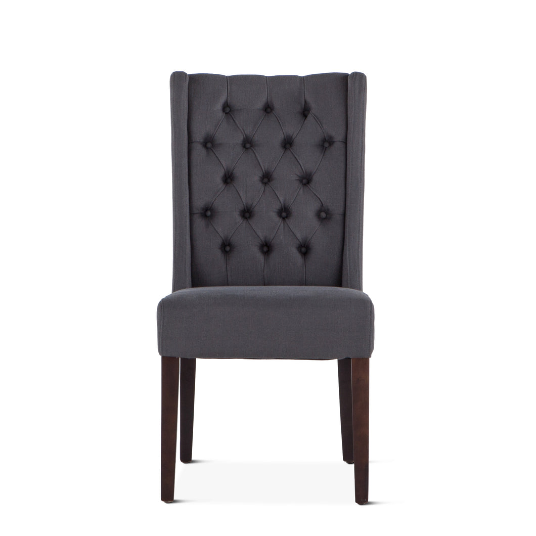 Lara Dark Grey Dining Chair