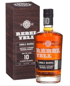 REBEL YELL 10 YEAR 750ML