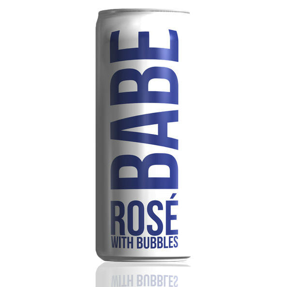 BABE ROSE CAN 250ML