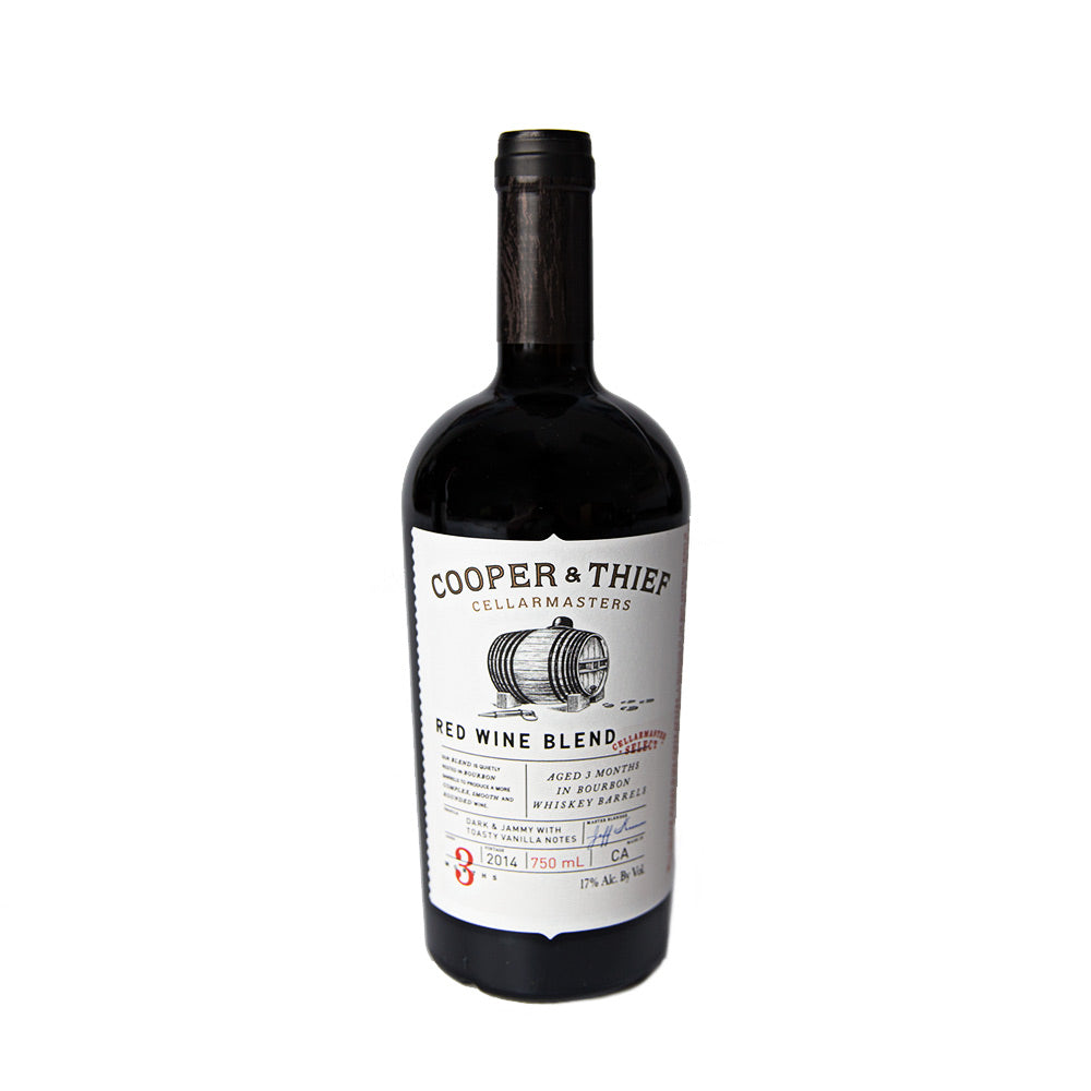 COOPER & THIEF RED BLEND 750ML