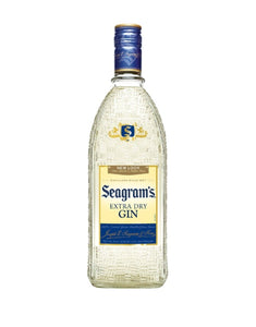 SEAGRAMS GIN 750ML