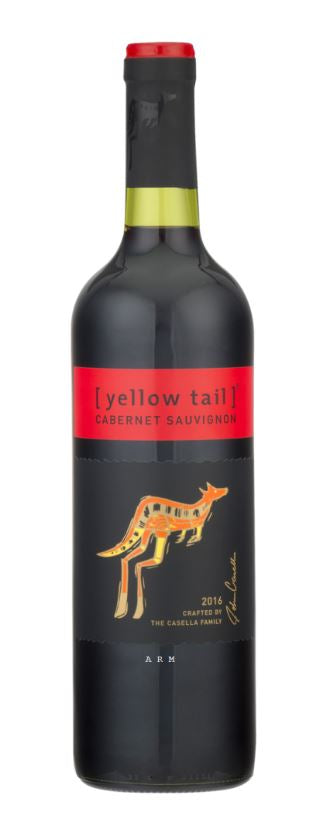 YELLOW TAIL CABERNET 750ml