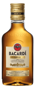 BACARDI GOLD 200ML