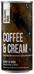 BEAGANS COFFEE & CREAM 200ml