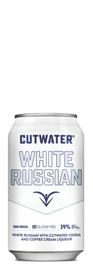 CUTWATER WHT RUSSIAN  355ML