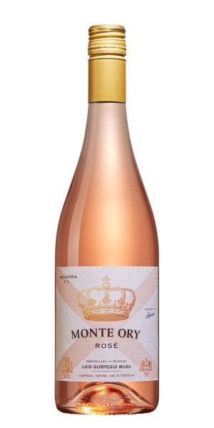 MONTE ORY ROSE 750ML