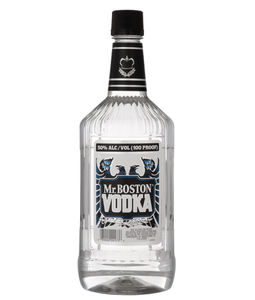 MR BOSTON VODKA 100 1.75L