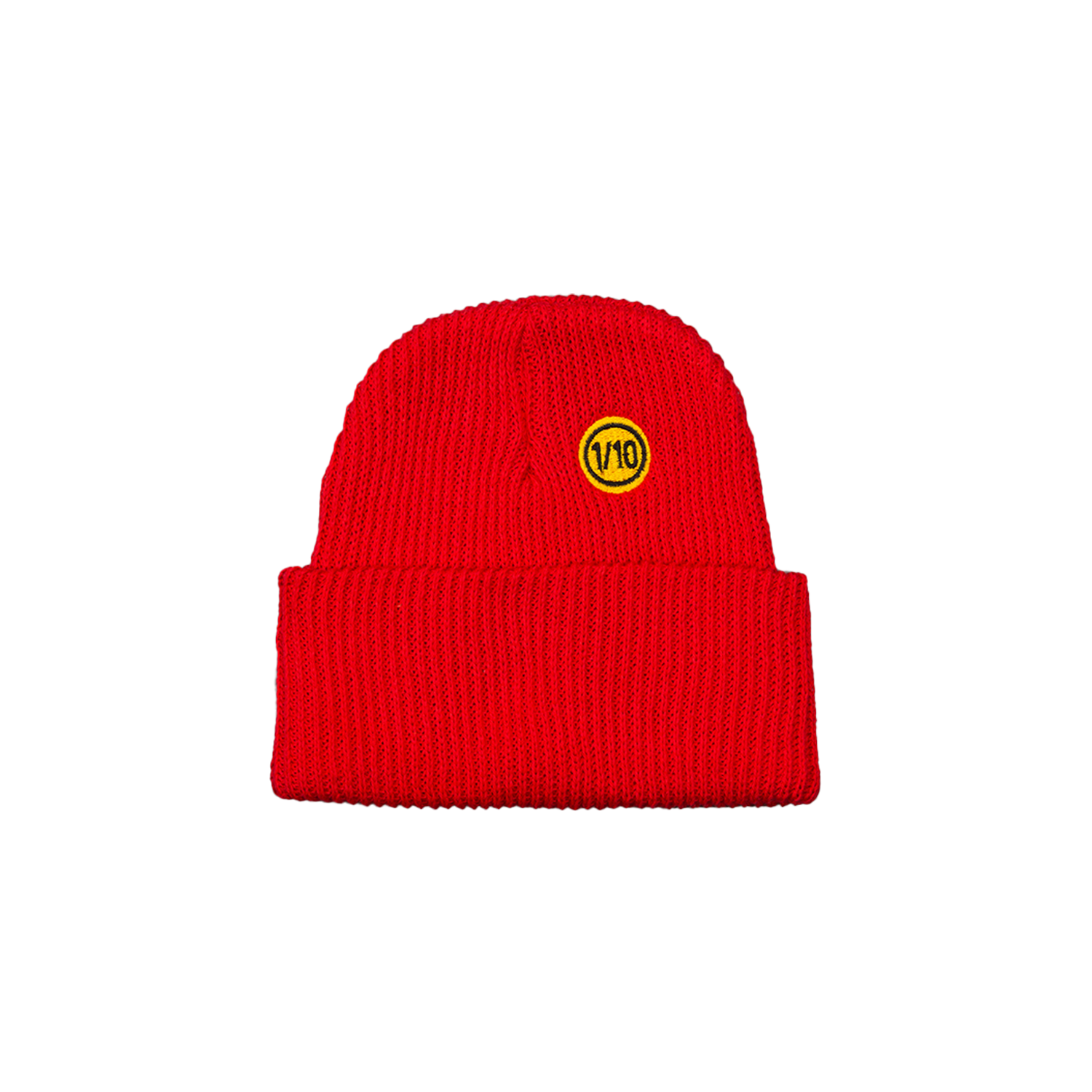 TENTH BEANIE (red)