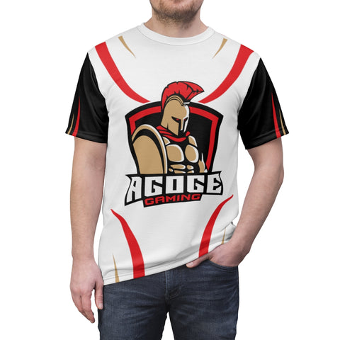 Agoge Gaming Jersey 2020-21 - Whiteout