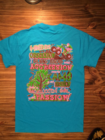 4-Wheeler Obsession Tee Shirt