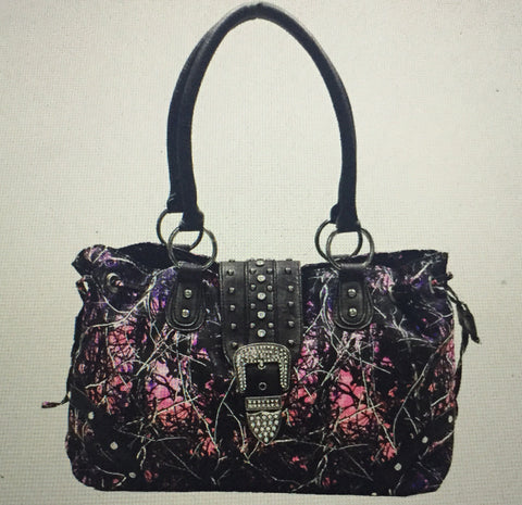 Muddy Girl Tote Style Purse