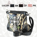 Camo Montana West Crossbody Purse
