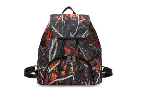 Wild Fire Camo Backpack