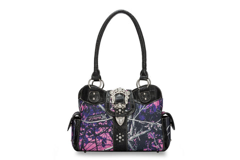 Muddy Girl Camo Shoulder Bag