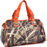 Realtree® Camouflage Satchel with Bonus Strap