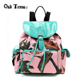 Pink Camo Backpack